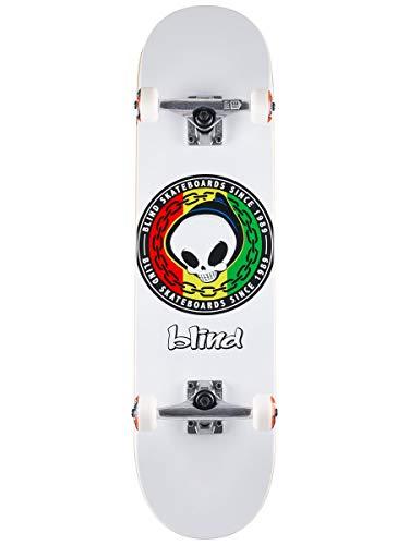 Blind Premium Complete Skateboards (Rasta Reaper, 8.125)