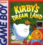 KIRBY'S DREAM LAND / SOLO CARTUCHO / Nintendo GAMEBOY Juego in INGLESE (Compatible GameBoy CLASSIC-COLOR-ADVANCE-ADVANCE SP) ** ENTREGA 2/3 DÍAS LABORABLES + NÚMERO DE SEGUIMIENTO **