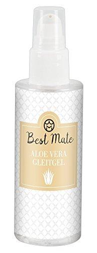 ORION Aloe Vera Gleitgel 100 ml - neutrales Gleitmittel auf Wasserbasis, langanhaltende Gleitcreme, sensitiv, pflegend und hautschonend