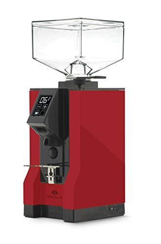 Eureka MIGNON SPECIALITA 55 Espressomühle * rot/schwarz *Timer 1&2 Tassen* DELUXE