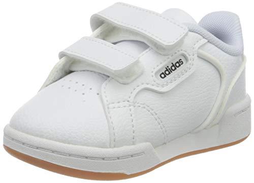 adidas ROGUERA I, Zapatillas de Cross Training Unisex bebé, FTWBLA/FTWBLA/NEGBÁS, 21 EU