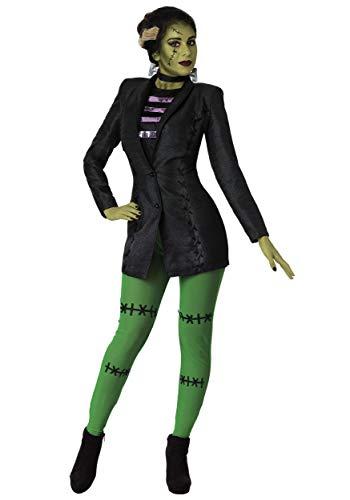 Fun Costumes Women's Frankenstein Costume Medium Black