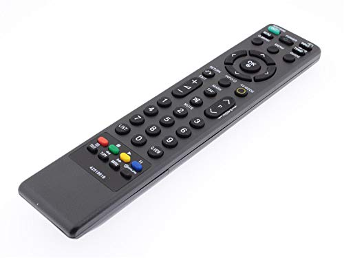 Frompt2y Replacement Remote Control for LG MKJ42519618 Smart TV TVs [No Configuration or Programming - 2 x AA Batteries Included]