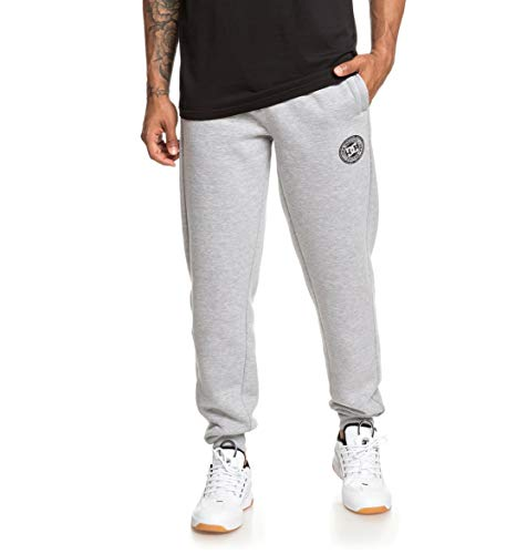 DC Herren Rebel Pant Legere Shorts, Grey Heather, XX-Large