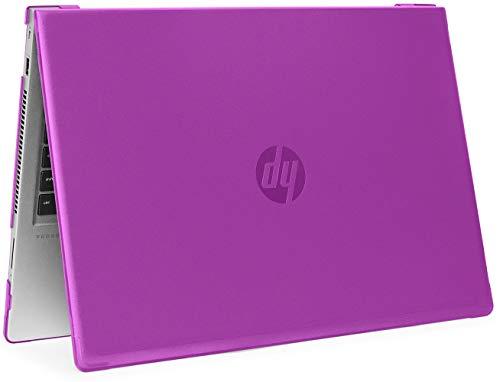 mCover Hartschale für HP ProBook 450/455 G6 Serie 2019 15,6 Zoll (Nicht kompatibel mit älteren HP ProBook 450/455 G1 / G2 / G3 / G4 / G5 Serie) Notebook PC violett
