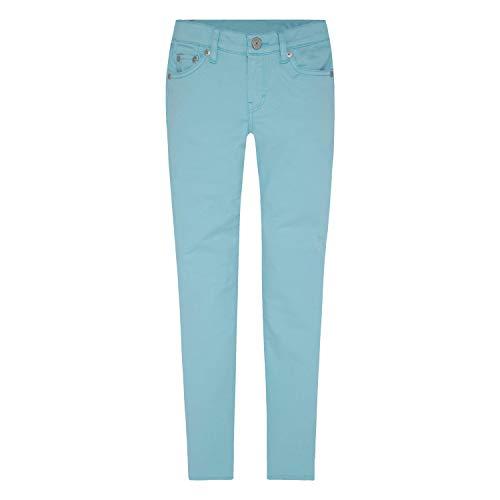 Levi's Girls' 710 Super Skinny Fit Soft Brushed Jeans, Antigua Sand, 12