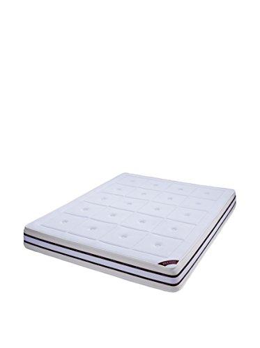 Belnou Visco Supreme, Bianco, Matrimoniale King Size 200 x 200 cm