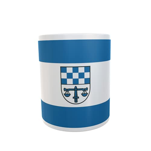 U24 Tasse Kaffeebecher Mug Cup Flagge Meinersen