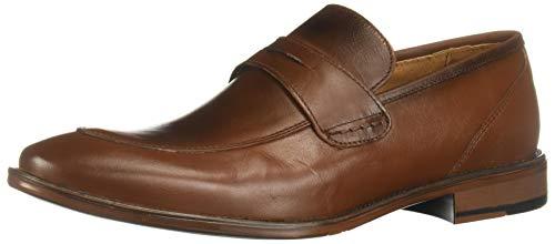 cklass 716-20 Zapato Mocasín Vestir Hombre Color Tabaco Piel Genuina Cómodos Talla 26