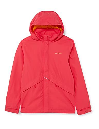 VAUDE Kinder Jacke Kids Escape Light Jacket III, Bright pink, 122/128, 40973