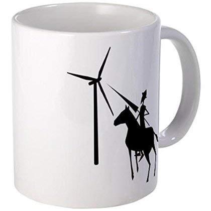 Taza  Don Quijote