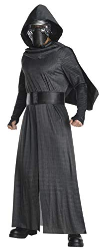 Star Wars - Disfraz de Kylo Ren con espada para adulto, Talla única (Rubie