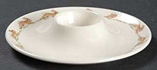 Royal Doulton Bunnykins Egg Cup with Attached Underplate