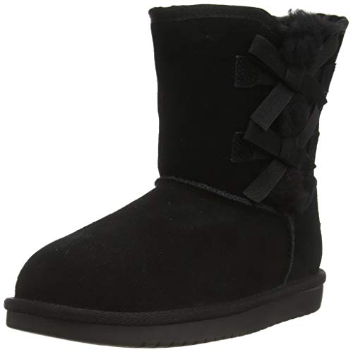 Kid Girl Black Boots