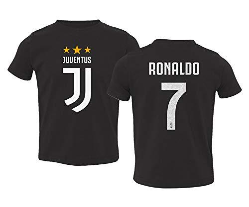 Spark Apparel Soccer Shirt #7 Cristiano Ronaldo...