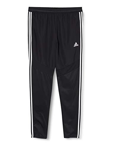 adidas TIRO19 WRM PNT Pantalones de Deporte, Hombre, Black/White, S