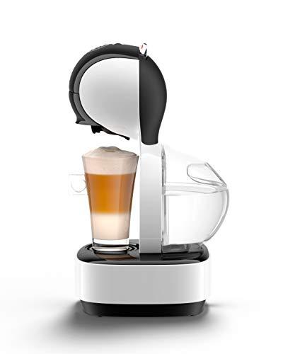 Krups Lumio KP1301- Cafetera de cápsulas automática Dolce Gusto Nestlé