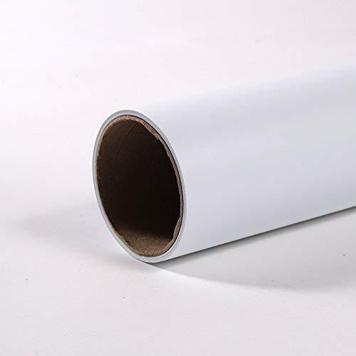Oracal 651 MATTE WHITE Permanent Vinyl Roll 12' x 15 Feet
