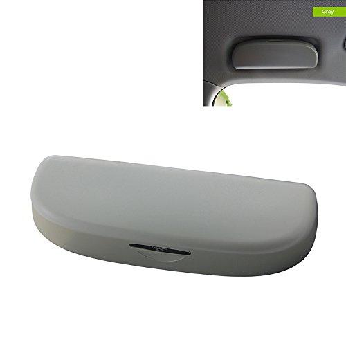tbparts Coche Interior Frontal Gafas de Sol Soporte Gafas Caídas Box para A1 A3 A4 A5 A6 A7 A8 A8L Q3 Q5 Q7 S3 S4 S5 S6 S7 S8 TTS RS4 RS5 Coche Accesorios - A