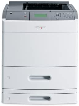 T654DN Mono Laser Printer