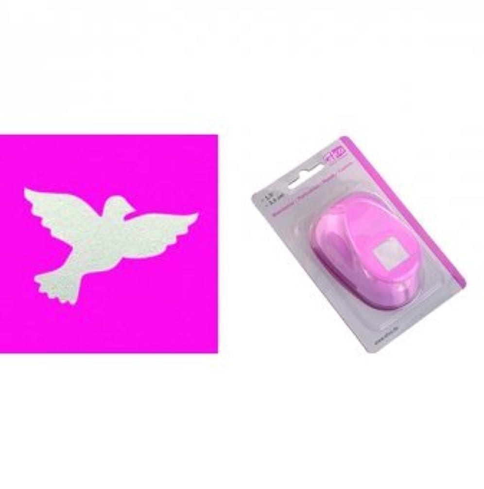 Efco Dove Punch, Pink, 45 x 33 mm