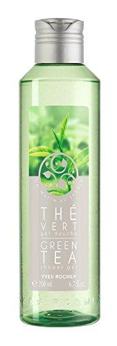 Yves Rocher Green Tea Shower Gel 200 ml./6.7 fl.oz.