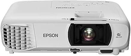 EPSON 爱普生 EH-TW610 家庭影院 投影仪 3000 流明 3LCD 1080p (1920 × 1080), 10000: 1对比度, 16: 9