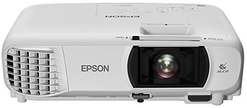 'EPSON EH-TW610Beamer tragbar 3000ANSI Lumen 3LCD 1080p (1920x 1080) Weiß - Beamer–(3000ANSI Lumen, 3LCD, 1080p (1920x 1080), 10000: 1, 16: 9, 762–7620mm (30–300).