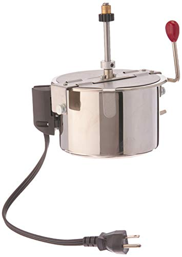 Best Deals! 9208 2.5 Ounce Popcorn Kettle for Great Northern Popcorn Machines Stainless Steel