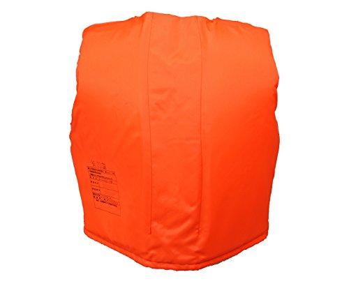 オーシャンライフ小型船舶用救命胴衣オーシャンC-2型オレンジ船舶検査対応水害対策国交省認定品タイプA検定品桜マーク付