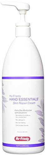 Hu-Friedy IMS-1500 Hand Essentials Skin Repair Cream, 32 fl oz