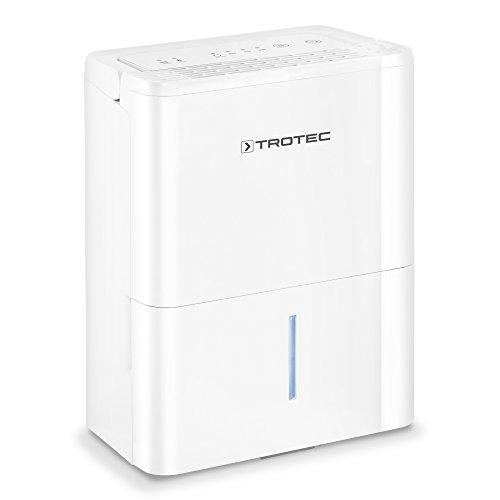 TROTEC Komfort-Luftentfeuchter TTK 32 E Geeignet für Flächen bis 15m² bzw. 37m³ Entfeuchtungsleistung 14L/Tag
