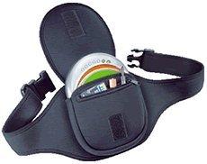 Tune Belt Deluxe CD Player/Walkman Holder - Black