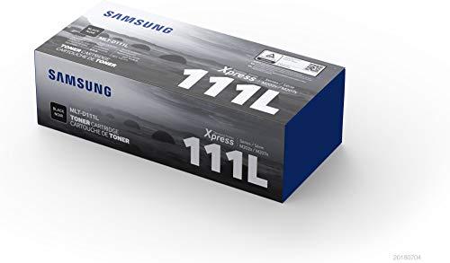 Samsung MLT-D111L Schwarz Original Toner (hohe Reichweite)