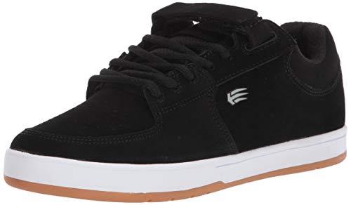 Etnies Joslin 2 Herren-Skate-Schuh, Schwarz (Schwarz/Weiß/Gummi.), 47 EU