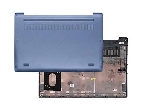 HuiHan Reemplazo para Lenovo Ideapad 330S-15 330S-15ARR 330S-15AST 330S-15IKB Cubierta inferior de la base (azul)