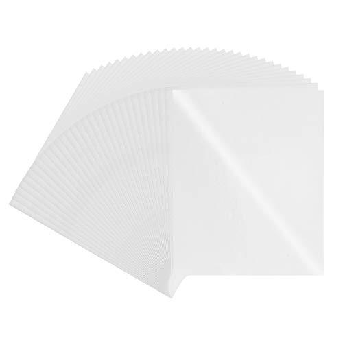 150 Blätter Diamant Malpapier Trennpapier Doppelseitiges Trennpapier Antihaft Diamant Malerei Papier für Diamant Stickerei Zubehör