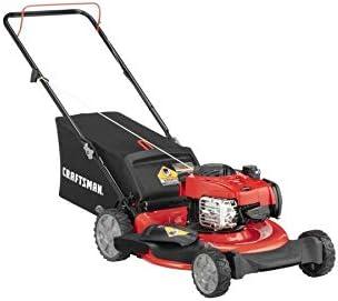Craftsman M110 140-cc 21-in Gas Push Lawn Mower