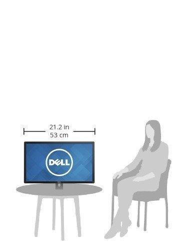 DELL Professional P2715Q 27' 4K Ultra HD IPS Negro, Plata Pantalla para PC - Monitor (68,6 cm (27'), 350 CD/m², 3840 x 2160 Pixeles, 9 ms, LED, 4K Ultra HD)