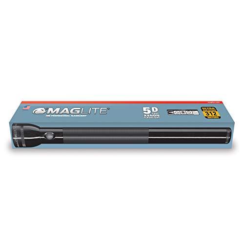 MagLite S5d015 Lampe Torche à cellules Noir