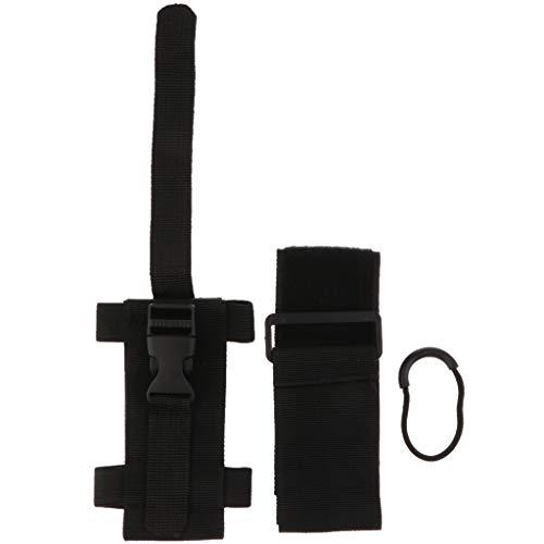 IPOTCH Armbandtasche Sport-Handyhülle für Laufen, Fitnessstudio, Workout und Übungen - Schwarz
