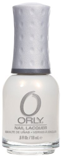 Orly Nail Lacquer, Meringue, 0.6 Fluid Ounce by Orly