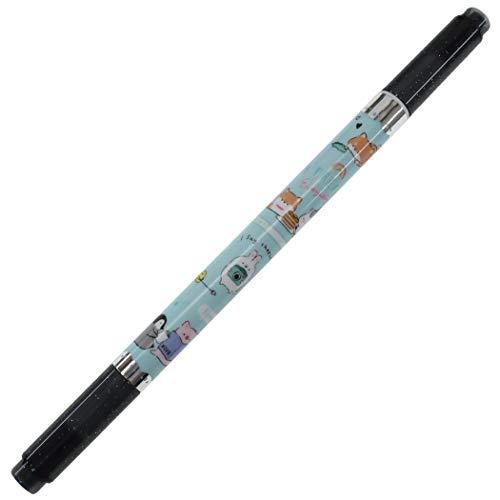 油性黒サインペン[なまえペン]2021年 新入学/マイプレシャスエブリデイフレンズ