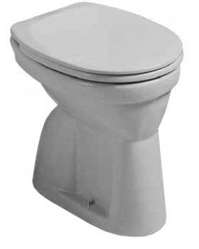 Laufen Object - Inodoro de pie, color blanco