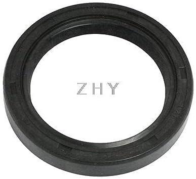 Vivona Gaskets 48mm Elegant x 60mm 10mm Li safety Black Rubber Nitrile Double
