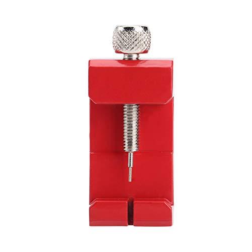 Jeu de marteaux de démontage de bracelet de montre, avec 4 têtes remplacées, outil de réparation de montre en métal, adapté au démontage de bracelet de montre en acier, pour les horlogers et les répar