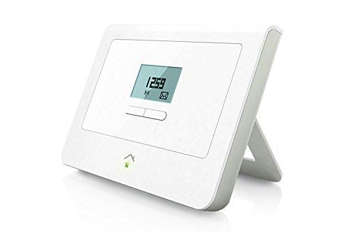 Innogy 10267411 SE Smart Home Zentrale Smart Home Steuerung, App-Steuerung (auch über Amazon Echo Alexa), sichere Datenverschlüsselung, alle innogy Smart Home Geräte, unabhängig vom Stromanbieter,