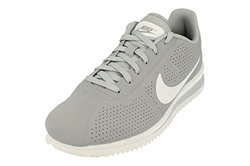 Nike Cortez Ultra Moire Hombre Running Trainers CN5163 Sneakers Zapatos (UK 7 US 8 EU 41, Wolf Grey White 001)