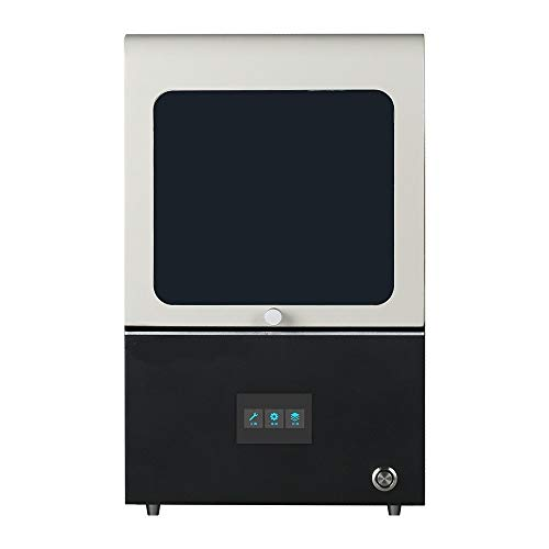 SLA/LCD/DLP Resin 3D Printer 405nm 2K 3D Printers LCD Photon UV Light Cure 3D (Color : 1pcs black)