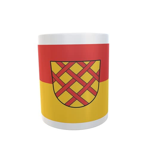 U24 Tazza da caffè con bandiera Daun